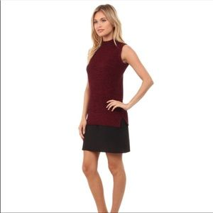 French Connection Hendy Sleeveless Sweater Dress
